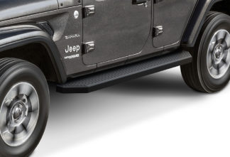 Running Board-H Series 6 Inch 2018-2020 Jeep Wrangler