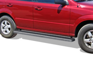 iStep 5 Inch Running Boards 2003-2010 KIA Sorento (Hairline)