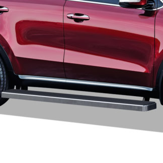 iStep 5 Inch Running Boards 2011-2016 KIA Sportage (Hairline)