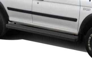 iStep 5 Inch Running Boards 1999-2003 Mitsubishi Pajero (Black)