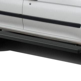 iStep 5 Inch Running Boards 1999-2003 Mitsubishi Montero (Black)