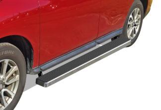 iStep 5 Inch Running Boards 2013-2019 Nissan Pathfinder (Hairline)