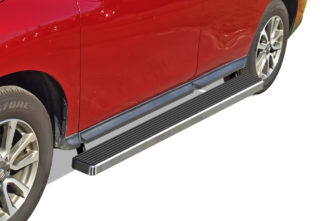 iStep 5 Inch Running Boards 2013-2018 Infiniti QX60 (Hairline)