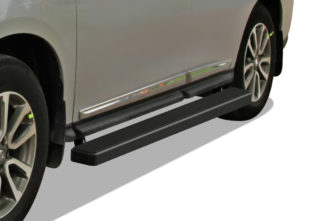 iStep 5 Inch Running Boards 2013-2019 Nissan Pathfinder (Black)