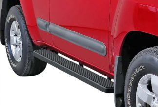 iStep 5 Inch Running Boards 2005-2015 Nissan Xterra (Black)