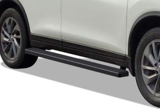 iStep 5 Inch Running Boards 2014-2019 Nissan Rogue (Black)
