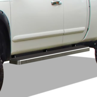 iStep 5 Inch Running Boards 2016-2019 Nissan Titan (Hairline)