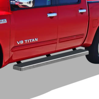iStep 5 Inch Running Boards 2004-2019 Nissan Titan (Hairline)