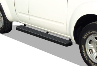 iStep 5 Inch Running Boards 2005-2019 Nissan Frontier (Black)