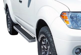 iStep 5 Inch Running Boards 2005-2019 Nissan Frontier (Hairline)