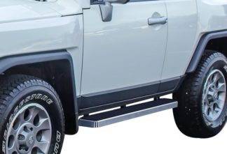 iStep 5 Inch Running Boards 2007-2014 Toyota FJ Cruiser (Hairline)