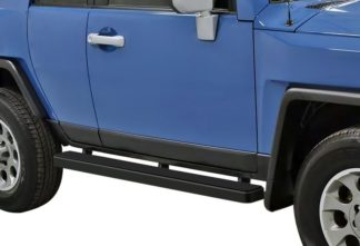 iStep 5 Inch Running Boards 2007-2014 Toyota FJ Cruiser (Black)