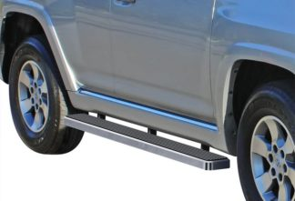iStep 5 Inch Running Boards 2010-2013 Toyota 4Runner (Hairline)