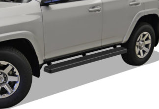 iStep 5 Inch Running Boards 2010-2016 Toyota 4Runner (Black)
