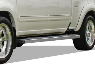 iStep 5 Inch Running Boards 2004-2006 Toyota Tundra (Hairline)