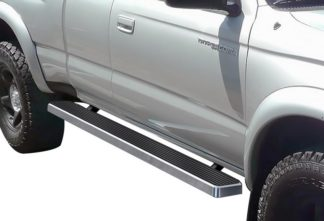 iStep 5 Inch Running Boards 1995-2004 Toyota Tacoma (Hairline)