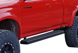 iStep 5 Inch Running Boards 1995-2004 Toyota Tacoma (Black)