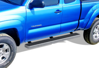 iStep 5 Inch Running Boards 2005-2019 Toyota Tacoma (Hairline)