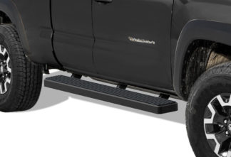 iStep 5 Inch Running Boards 2005-2019 Toyota Tacoma (Black)