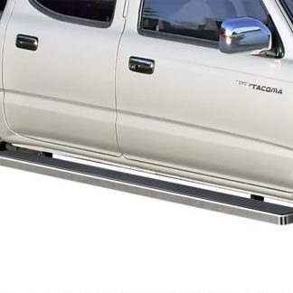iStep 5 Inch Running Boards 2001-2004 Toyota Tacoma (Hairline)
