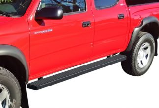 iStep 5 Inch Running Boards 2001-2004 Toyota Tacoma (Black)