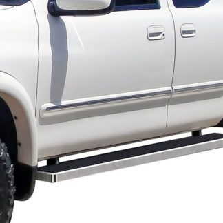 iStep 5 Inch Running Boards 2000-2006 Toyota Tundra (Hairline)