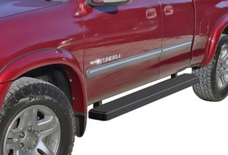 iStep 5 Inch Running Boards 2000-2006 Toyota Tundra (Black)