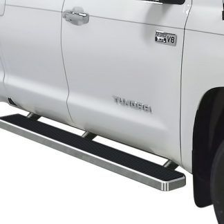 iStep 5 Inch Running Boards 2007-2019 Toyota Tundra (Hairline)