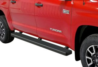 iStep 5 Inch Running Boards 2007-2019 Toyota Tundra (Black)