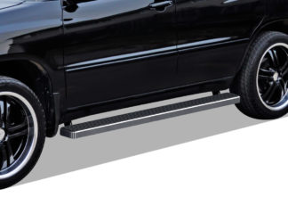 iStep 5 Inch Running Boards 2006-2009 Lexus RX400H (Hairline)