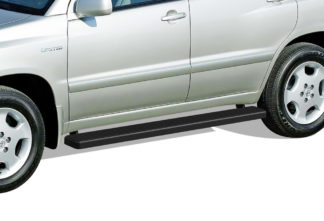 iStep 5 Inch Running Boards 2001-2007 Toyota Highlander (Black)