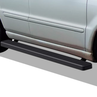 iStep 5 Inch Running Boards 1998-2005 Mercedes-Benz ML Class (Black)