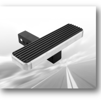 iStep Style Rear Hitch Steps