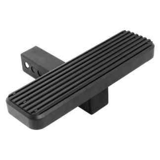 iStep Style 14 Inch Rear Hitch Step Black Finish for 2 Inch Receivers