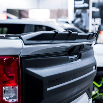 Air Design Tailgate Spoiler; 2019 Chevy Silverado 1500-1