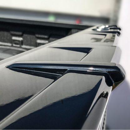 Air Design Tailgate Spoiler; 2019 Chevy Silverado 1500-3