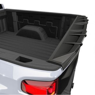 Air Design Tailgate Spoiler; 2019 Chevy Silverado 1500