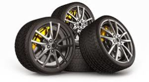 Chrome Wheels Rims Tire Packages