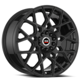Spec-1 Wheel SP-52 Gloss Black
