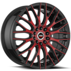 Spec-1 Wheel SP-55 Red