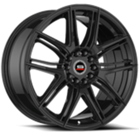 Spec-1 Wheel SP-56 Black