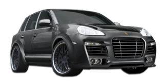 2003-2010 Porsche Cayenne Urethane AF-1 Grille ( PUR-RIM ) - 1 Piece (S)