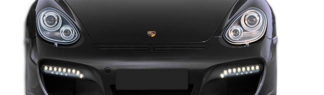 2006-2012 Porsche Cayman 2005-2012 Porsche Boxster Eros Version 1 Grille - 1 Piece (S)