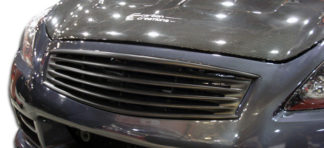 2008-2015 Infiniti G Coupe G37 Q60 Duraflex GT Concept Grille - 1 Piece