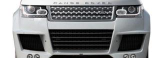 2013-2015 Land Rover Range Rover Urethane AF-1 Wide Body Grille ( PUR-RIM ) - 5 Piece (S)