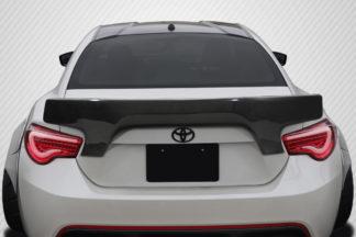 2013-2020 Scion FR-S Toyota 86 Subaru BRZ Carbon Creations GT500 V2 Rear Wing Trunk Lid Spoiler - 1 Piece