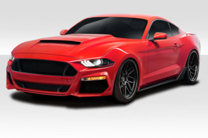 2018-2020 Ford Mustang Duraflex Grid Body Kit - 4 piece