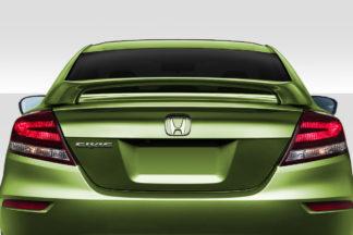 2012-2015 Honda Civic 2DR Duraflex Si Look Rear Wing - 1 Piece