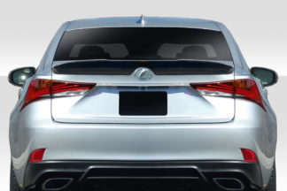 2014-2020 Lexus IS Series IS250 IS350 Duraflex TD3000 Rear Wing Spoiler - 1 Piece
