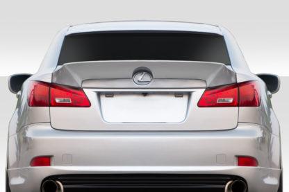 2006-2013 Lexus IS Series IS250 IS350 Duraflex MSR Rear Wing Spoiler - 1 Piece